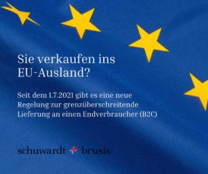 Ins EU-Ausland verkaufen